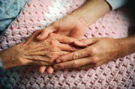 Holding Hands - Supported Living